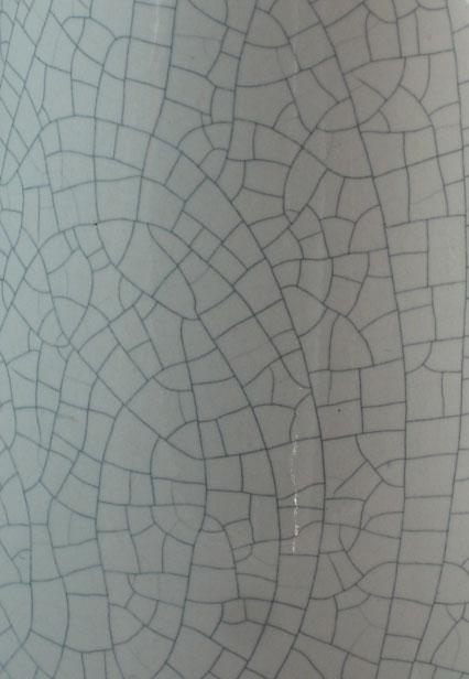 Schlossberg Pitcher, shape 261, detail photo