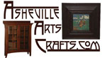 Asheville Arts and Crafts Logo