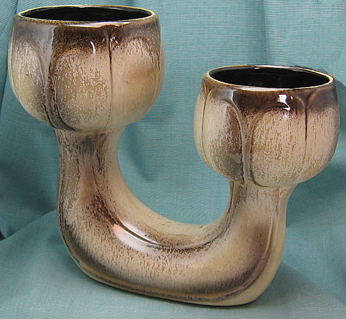 Bay Keramik vase shape 66, West German pottery