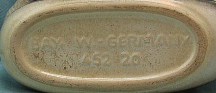 Bay Keramik shape 64, mark photo