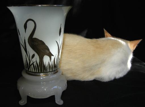 Beaumont Glass Ferlux vase