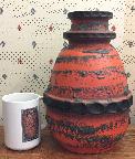 Carstens vase shape 7322
