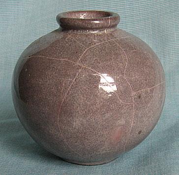 Paul Dresler, Grootenburg Studio Pottery Vase