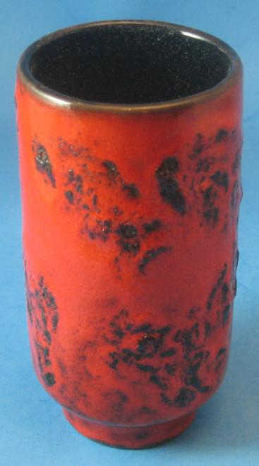 Graflich Vase with Volcanic Glaze