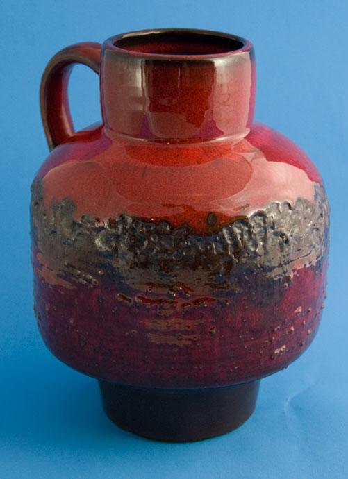 Pedestal Vase Attributed to Heyne