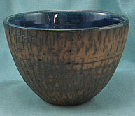 Etelhem Pottery bowl