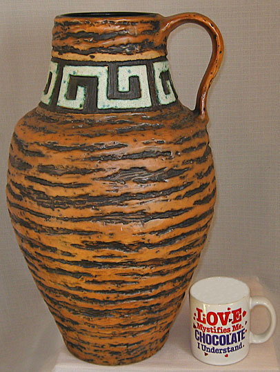 Jasba Floor Vase Shape 1620