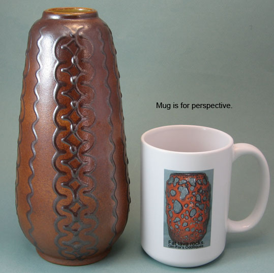 Laustizer East German Vase