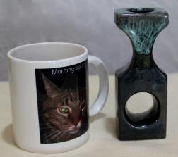 Marisa Vase, Italian pottery