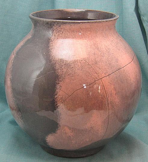 Otto Keramik Ball Vase