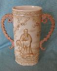 Royal Rudolstadt, Lazarus Straus vase