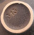 Ruscha 313 with volcanic detail, bottom photo