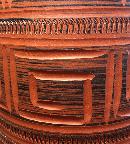 Sawa Floor Vase Shape 160, detail photo