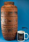 Sawa Floor Vase Shape 160