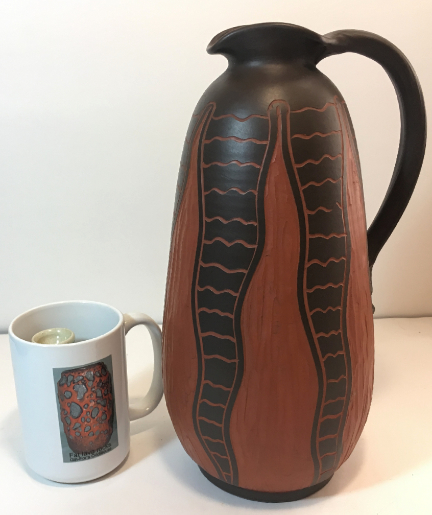 Sawa Klinker Vase Shape 319
