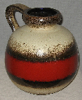 Scheurich Keramik Vase Shape 484