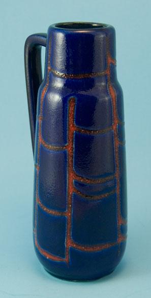 Scheurich Keramik Vase 275 with web glaze