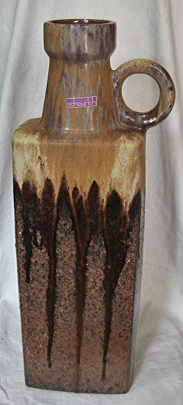 Scheurich Keramik Floor Vase Shape 481