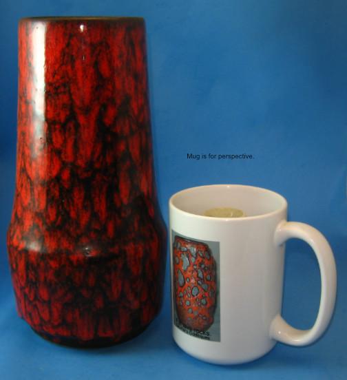 Scheurich Keramik Vase Shape 529