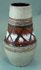 Scheurich Keramik vase 537