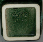 Stein Keramik Vase Shape 4, bottom photo