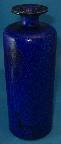 Unterstab vase with crystalline glaze